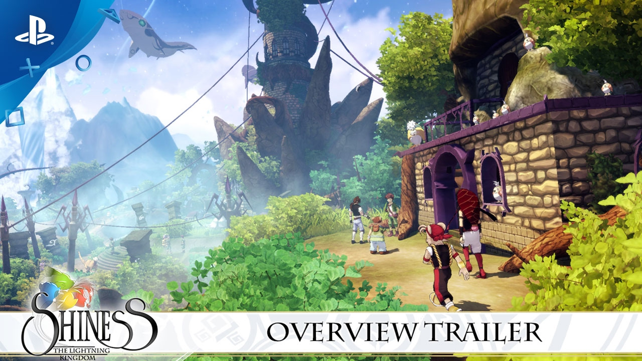 Shiness – Overview Trailer | PS4