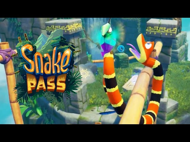 Snake Pass – Release Date Reveal Trailer