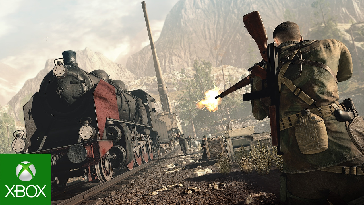 """Sniper Elite 4 – """"Timing is Everything"""" Launch Trailer 