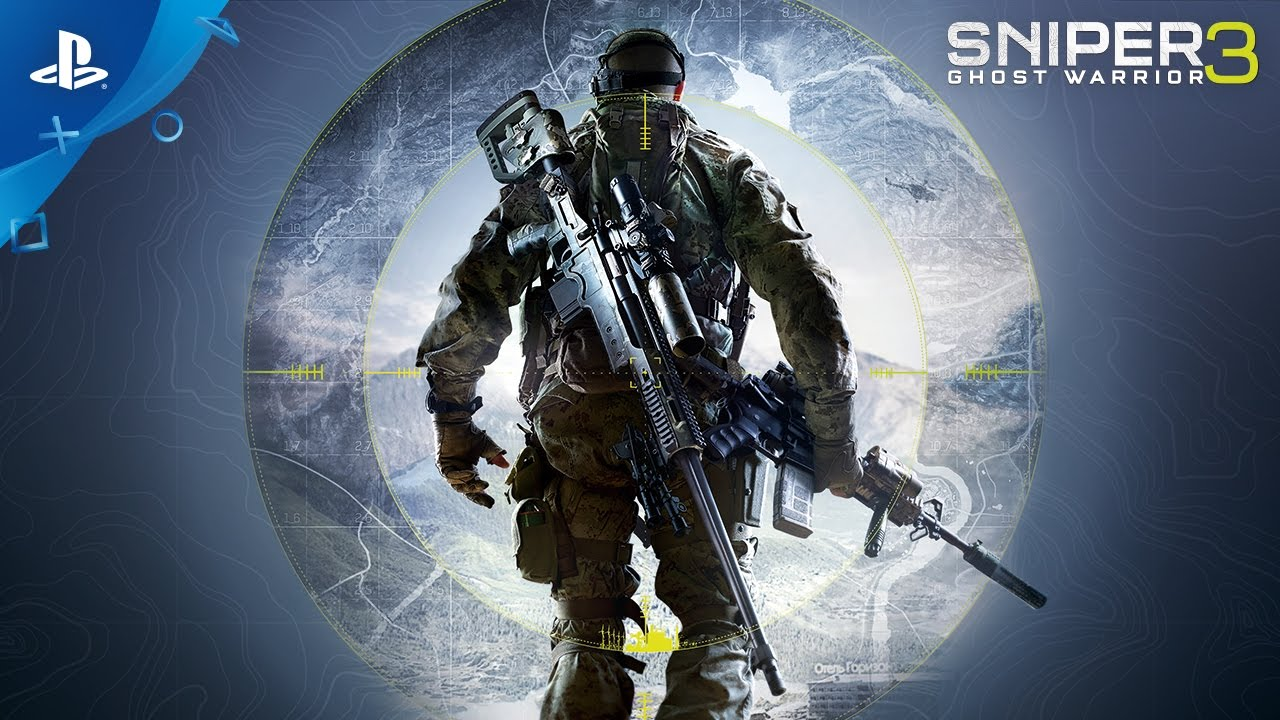 """Sniper Ghost Warrior 3 – Trailer """"Be More"""" 