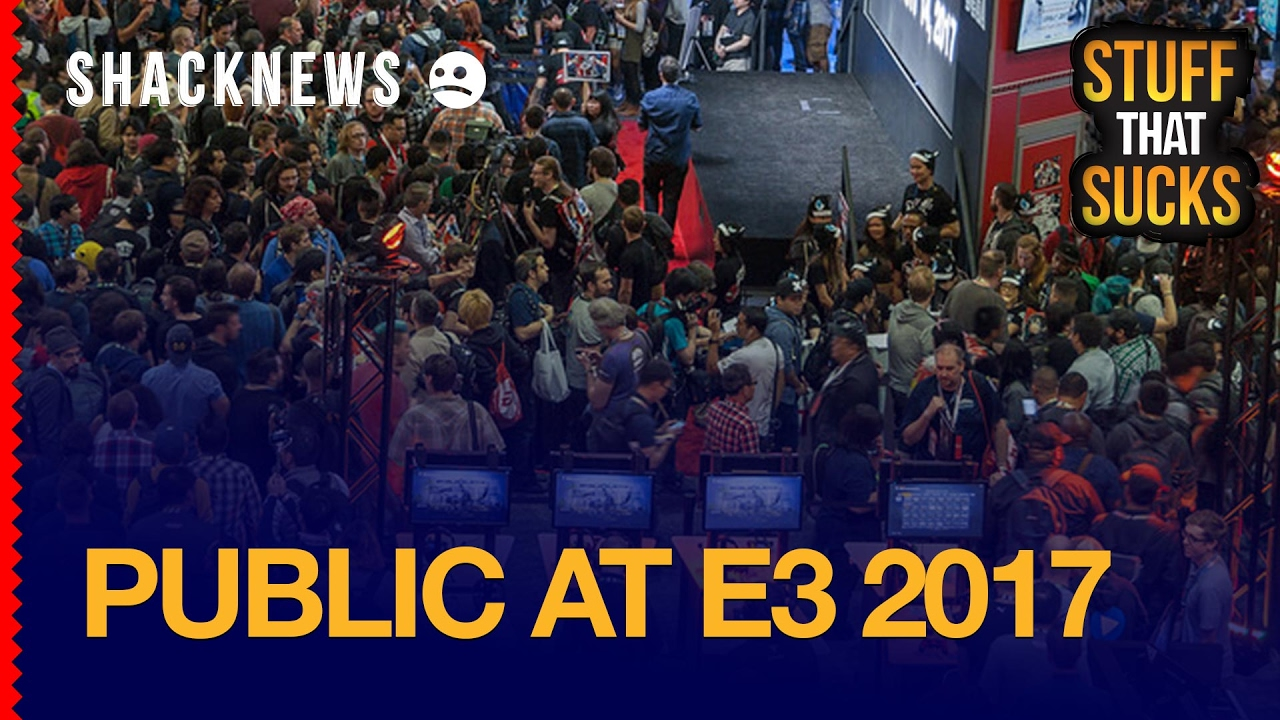 Pubg Test Server Patch Adds Custom Games Spectator Mode: Stuff That Sucks: Public At E3 2017 ⋆ Game Site Reviews