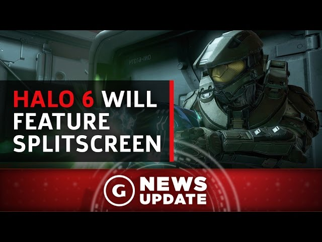 The Next Halo FPS Will Have Split-Screen – GS News Update