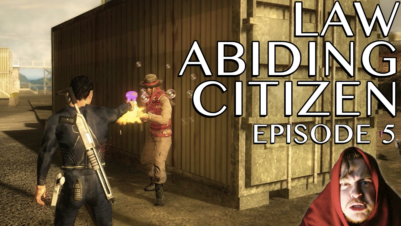 SUPERMAN & BUBBLES – Law Abiding Citizen Ep. 5 (Feat. Justin McElroy and Russ Frushtick)