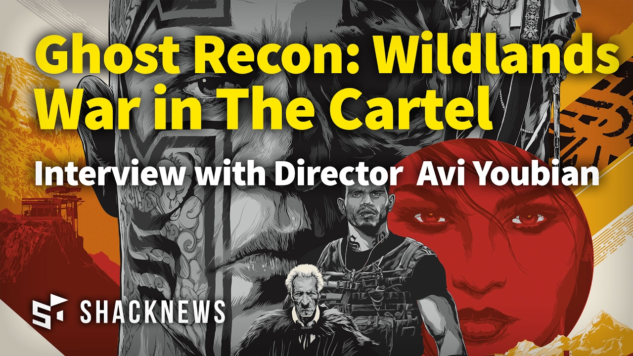 Walking Dead Director Avi Youbian Talks Video Games & War In The Cartel