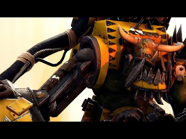 Warhammer 40,000: Dawn of War III – Prophecy of War Trailer
