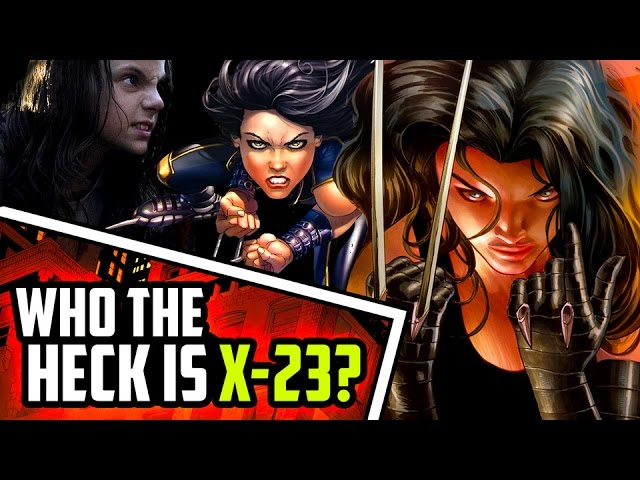 Who The Heck Is X-23?