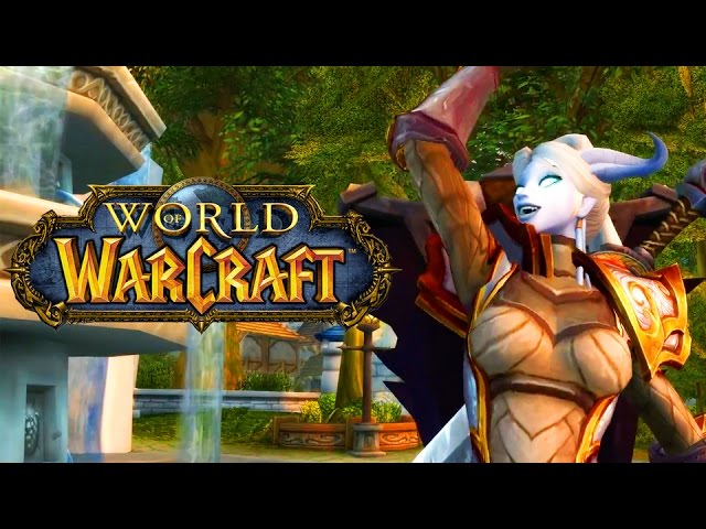 World of Warcraft – Official WoW Token Update Overview Trailer
