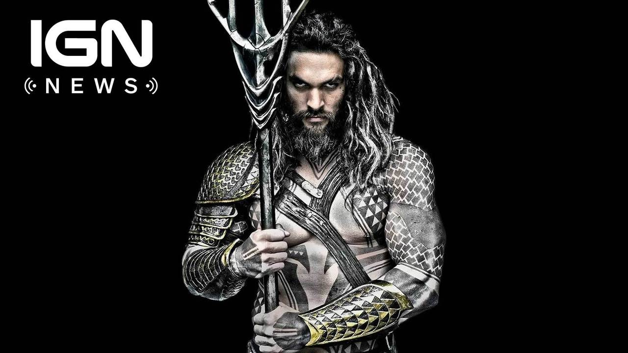 Justice League: Zack Snyder Releases Brief Aquaman Underwater Footage – IGN news