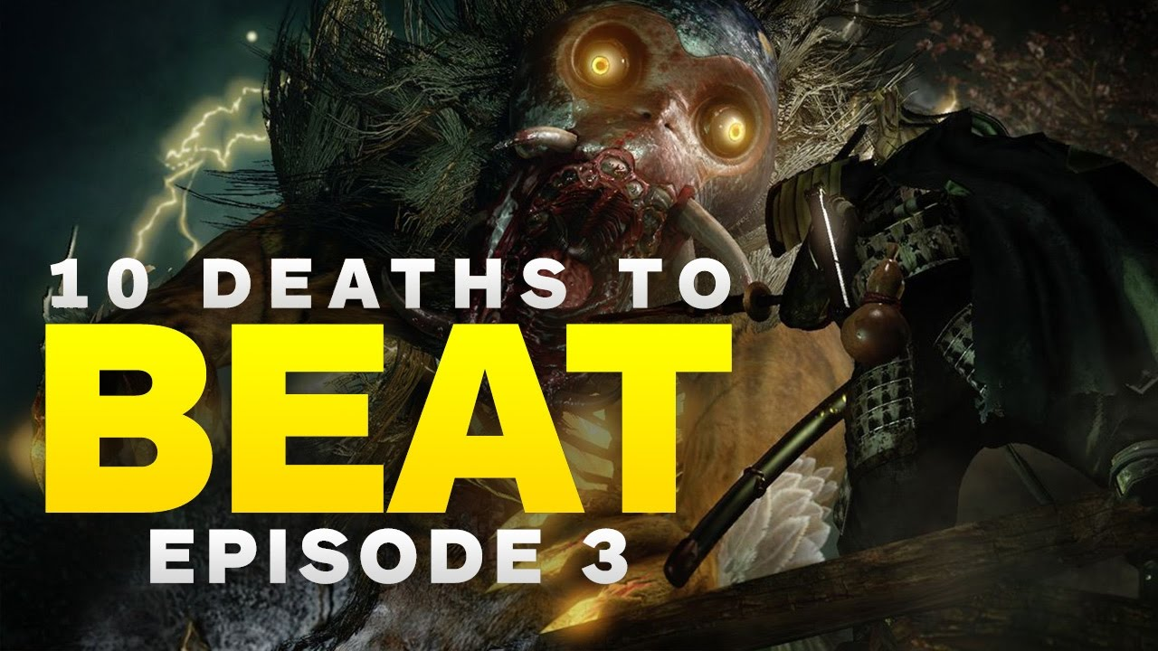 10 Deaths to Beat: Nioh Part 3 – Nue Boss