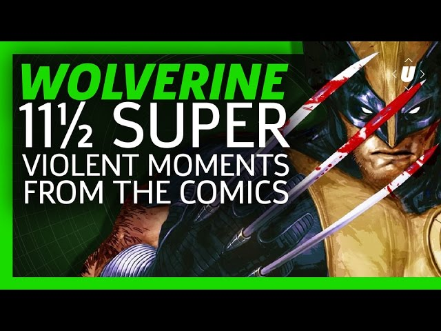 11 1/2 Times Wolverine Comics Were Super-Violent