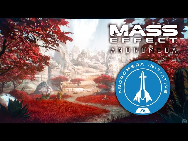Andromeda Initiative: Golden Worlds Briefing – Mass Effect Andromeda