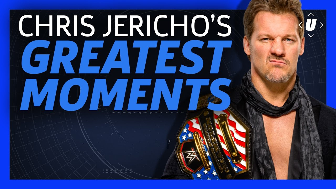 Chris Jericho's Greatest Moments!