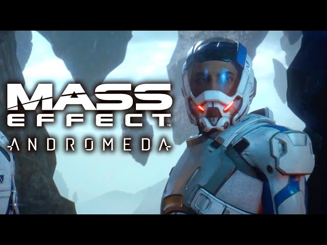 Official Gameplay Series #3: Exploration and Discovery – Mass Effect Andromeda