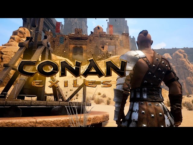 Conan Exiles - Siege Weapons Official Gameplay ⋆ Game Site Reviews