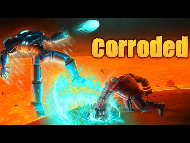 Corroded – Steam Early Access Trailer