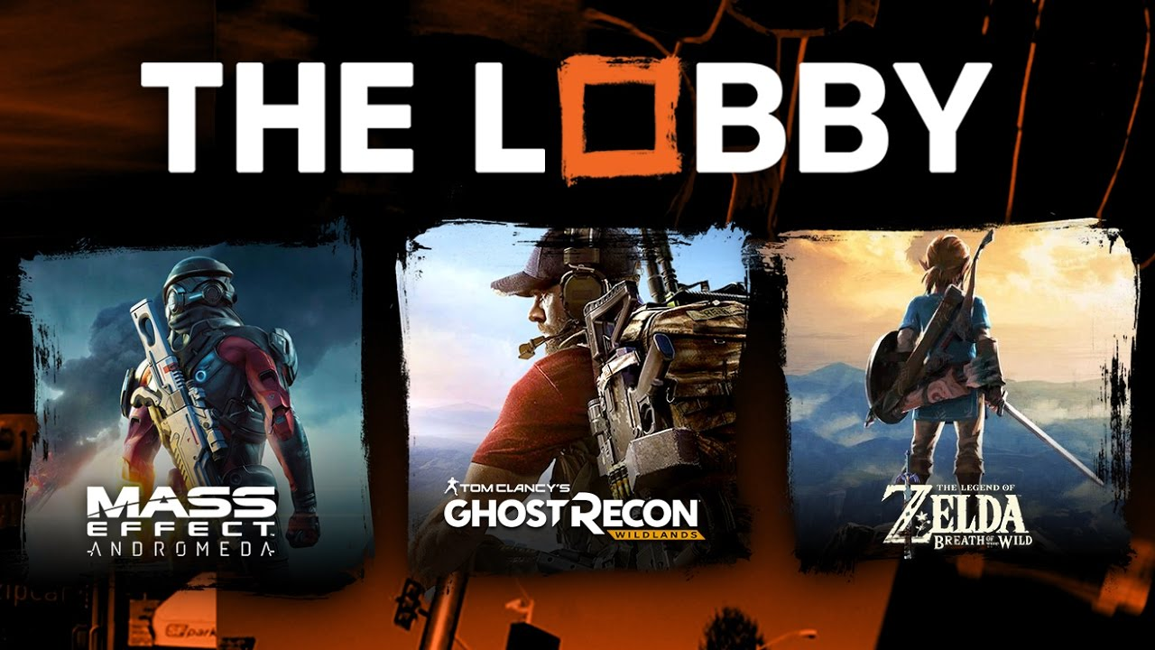 Mass Effect: Andromeda, Ghost Recon: Wildlands, Our Favorite BioWare RPGs – The Lobby