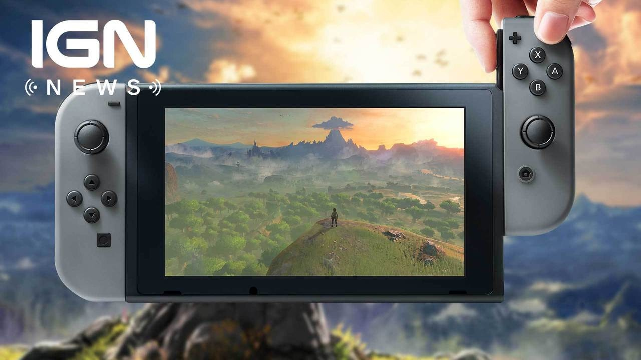 Zelda: Breath of the Wild Reportedly Runs Better in Handheld Mode – IGN News