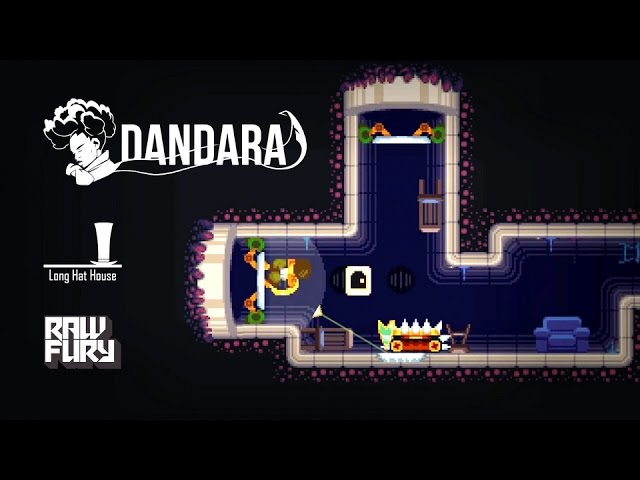 Dandara – Nintendo Switch Announcement Trailer