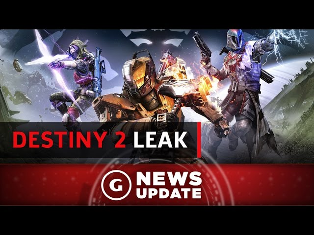 Destiny 2's Release Date And Beta Possibly Leaked – GS News Update