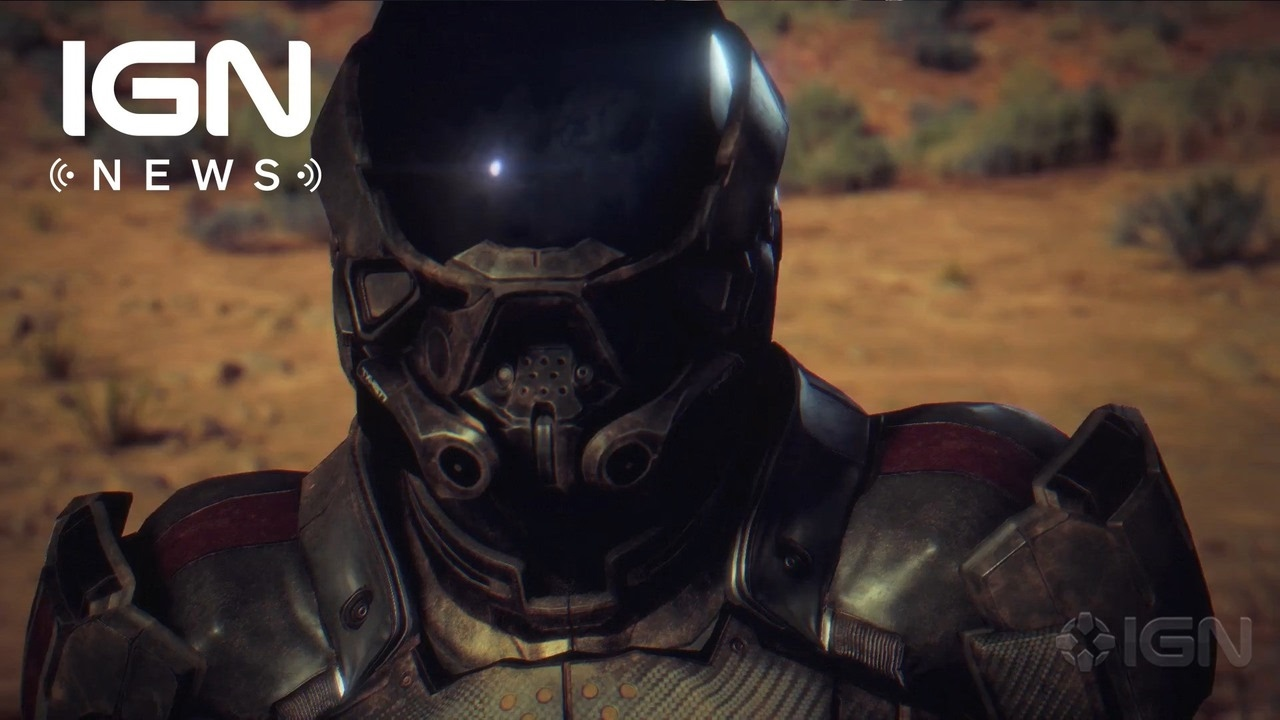 Details On Mass Effect: Andromeda's Early Access Trial – IGN News