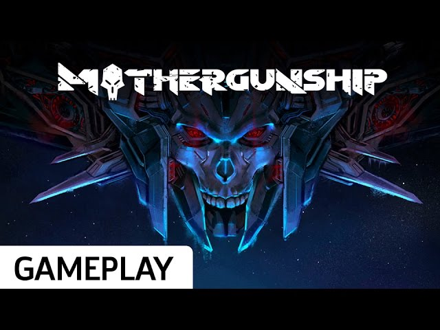 Dodge and Shoot Bullets in First Person In Mothergunship