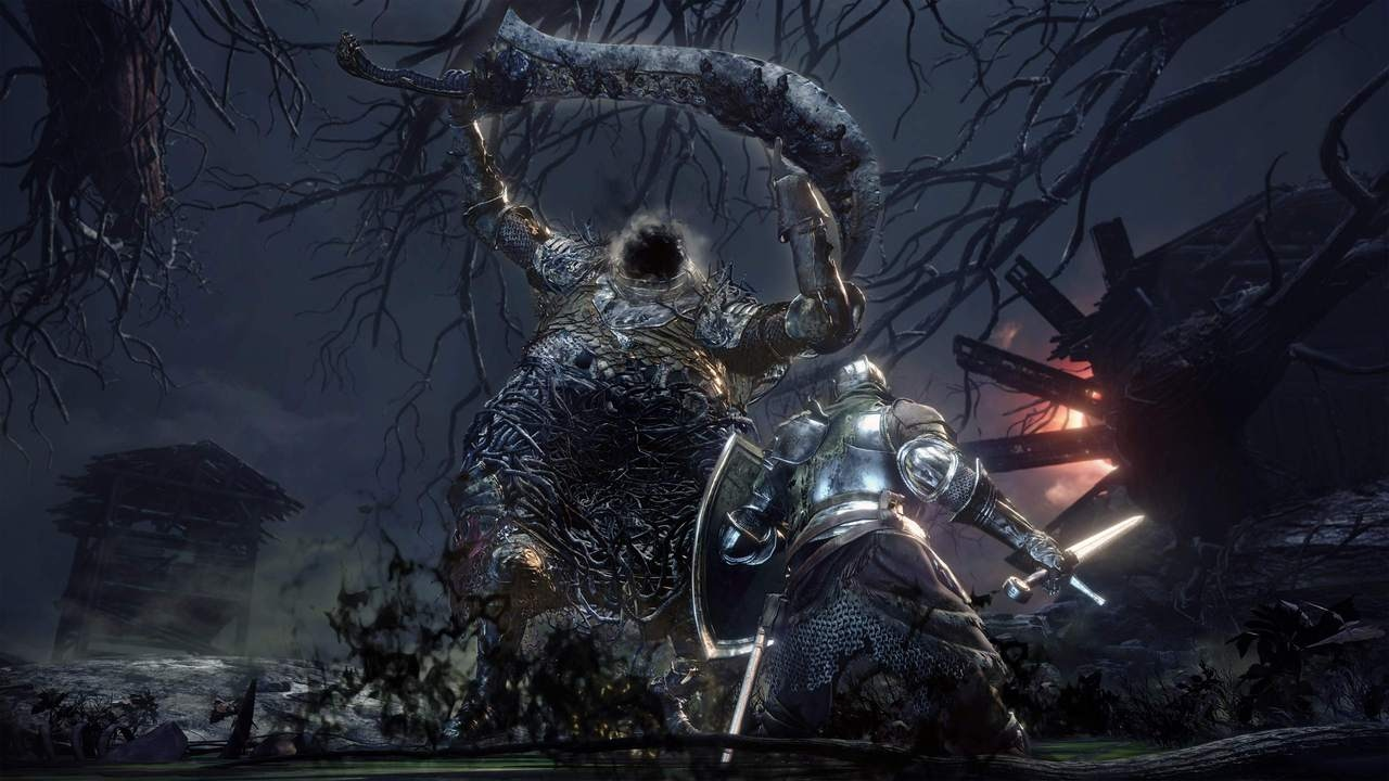 Exploring Dark Souls 3's Final, Terrifying DLC