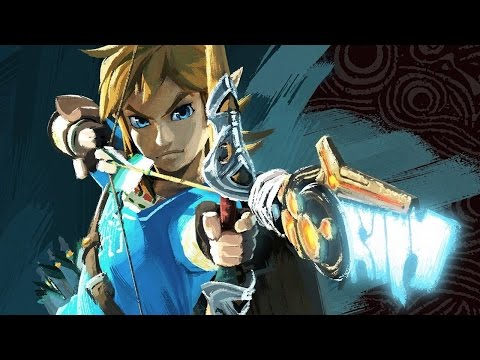 Exploring Zelda: Breath of the Wild's Massive Open World – IGN Live