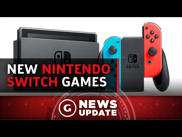 Five Nintendo Switch Games Coming This Week – GS News Update