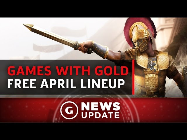 Free Xbox One/360 Games With Gold For April – GS News Update