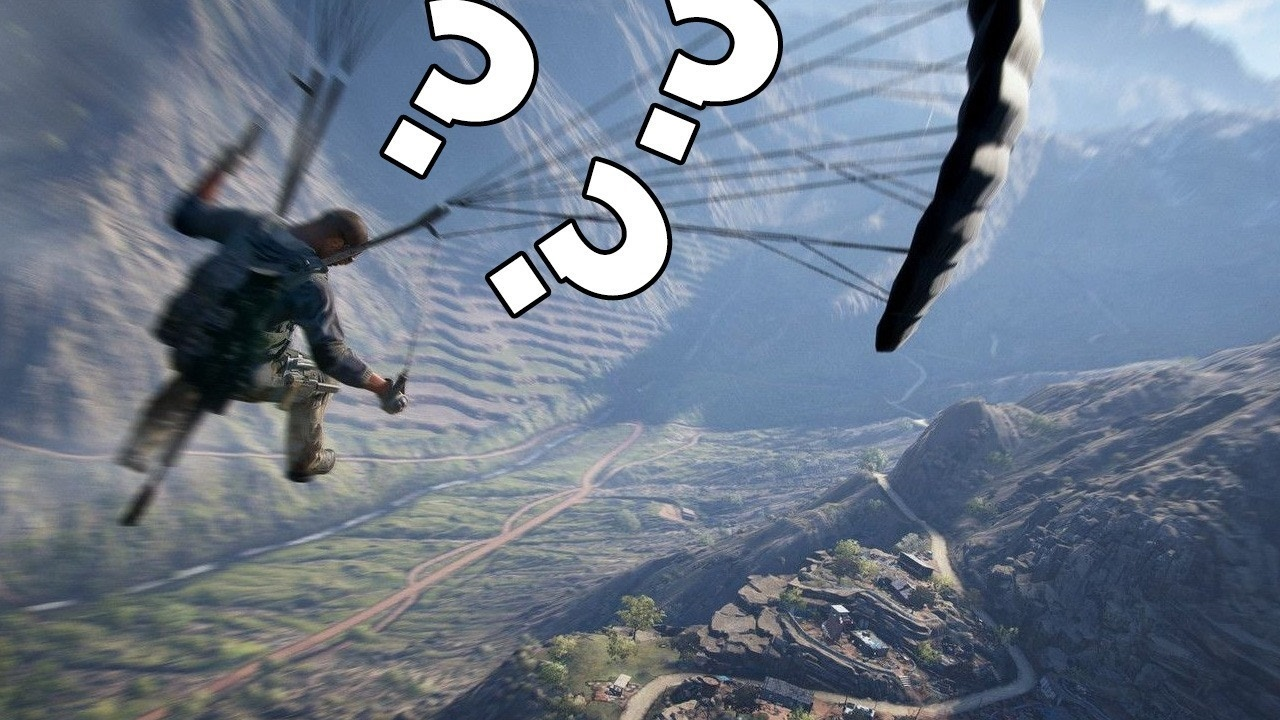 Ghost Recon Wildlands – Helicopter Trivia Challenge