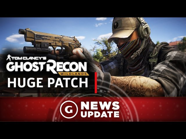 Ghost Recon Wildlands' Next Big Patch Is Coming Soon – GS News Update