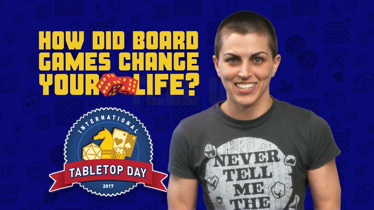 How Do Board Games Change YOUR Life? (International Tabletop Day)