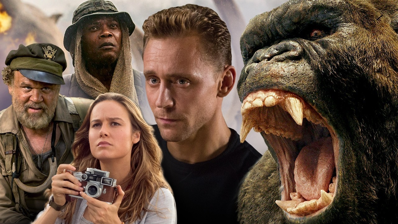 How The Skull Island Cast Would Survive a Real Life Kong Attack