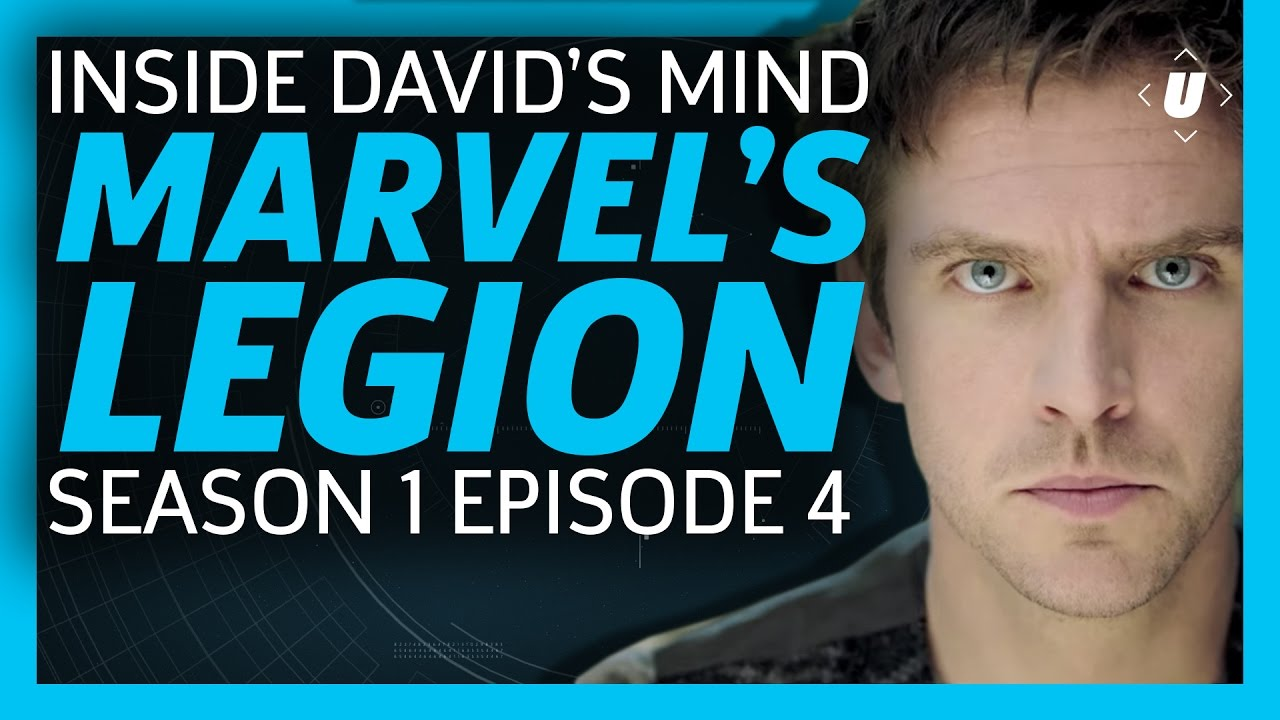 Inside David's Mind! Legion Episode 4 Breakdown