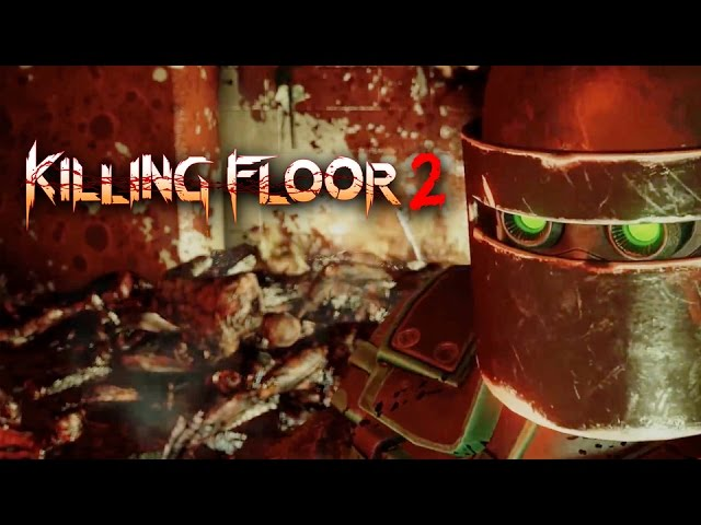 Killing Floor 2: The Descent – Content Pack Release Trailer