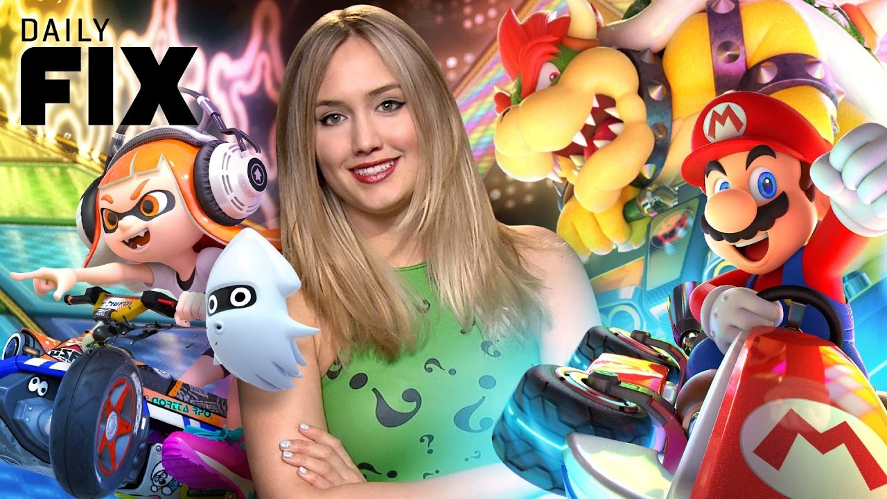 Mario Kart 8 Revs Up New Mode – IGN Daily Fix