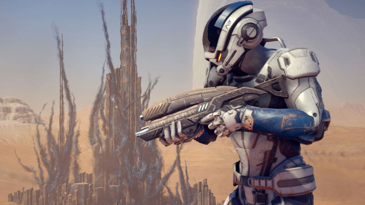 Mass Effect Andromeda: A Detailed Look at Eos