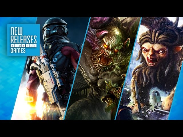 Mass Effect Andromeda, Mario Sports Superstars, Zero Escape – New Releases