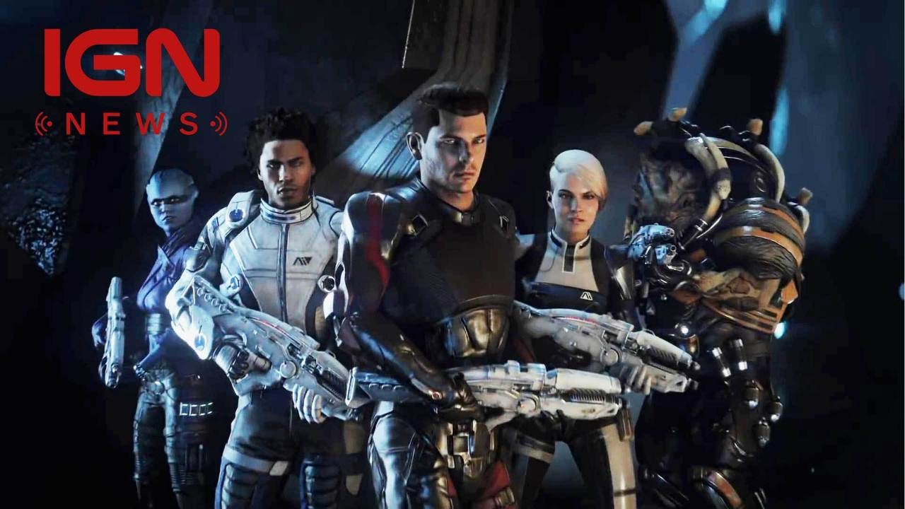 Mass Effect Andromeda: Non-Humans Playable in Multiplayer – IGN News