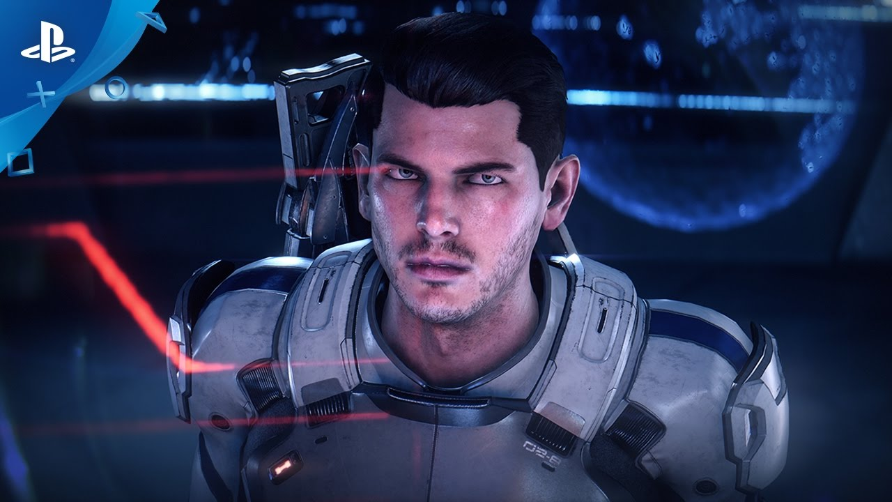 Mass Effect: Andromeda – Official Launch Trailer   PS4