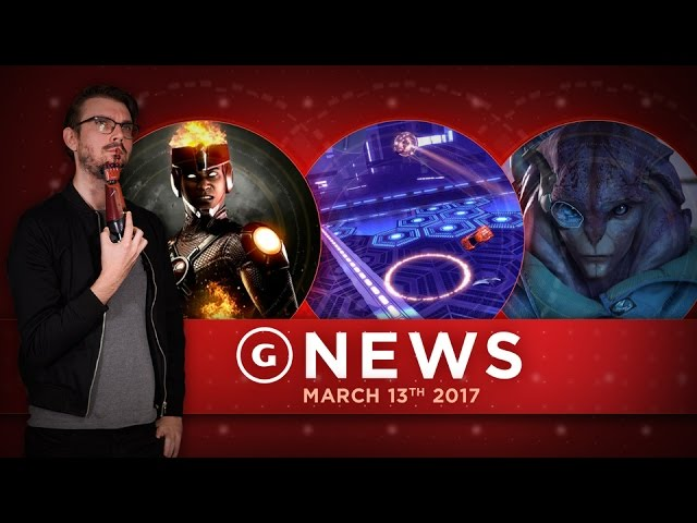 Andromeda Has 1,200 Speaking Characters & New Rocket League Mode! – GS Daily News
