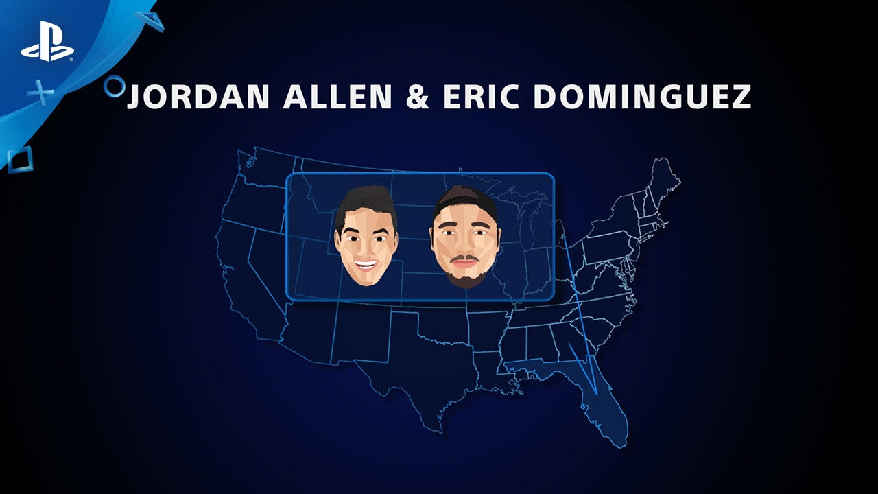 My Road to Greatness: Eric Dominguez & Jordan Allen