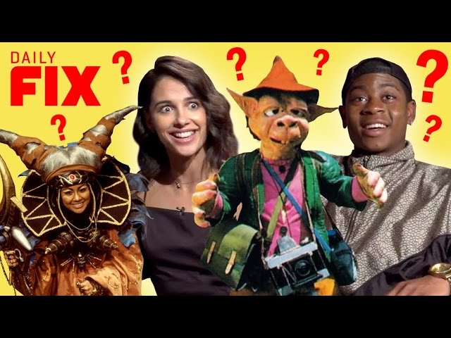 New Power Rangers Try to Name Original Series Monsters – IGN Daily Fix