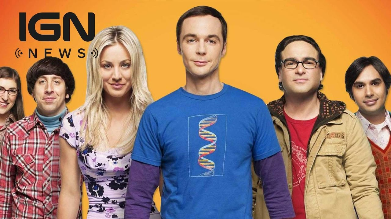 Jon Favreau to Direct Pilot for Big Bang Theory Prequel Series – IGN News