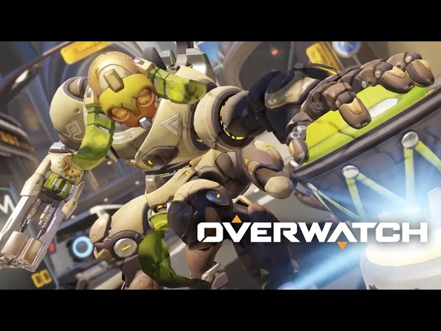Overwatch – Official Orisa Preview