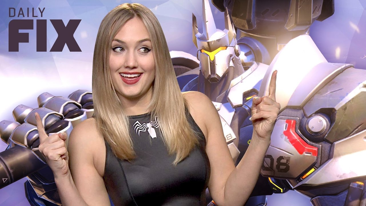Overwatch Says DIE DIE DIE to XP Farmers  – IGN Daily Fix