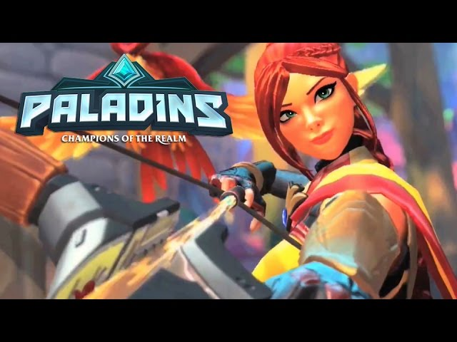 Paladins – PlayStation 4 & Xbox One Closed Beta Trailer