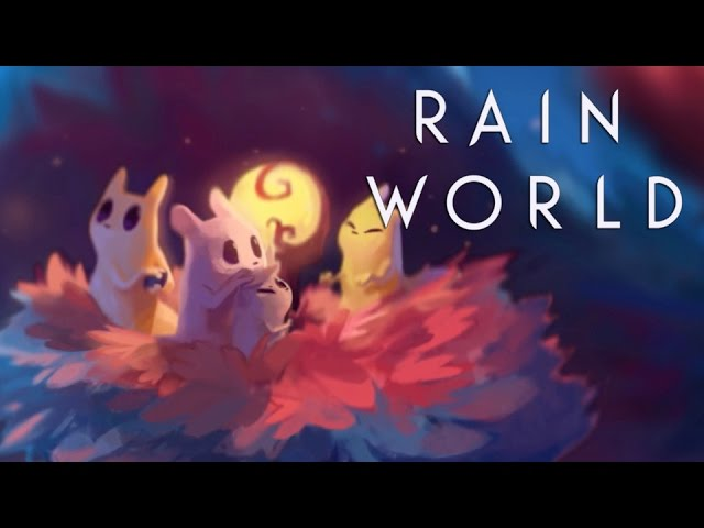 Rain World – Official Opening Cinematic