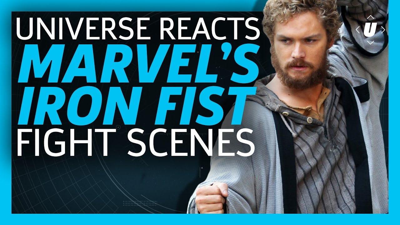 Reacting To Iron Fist's Fight Scenes