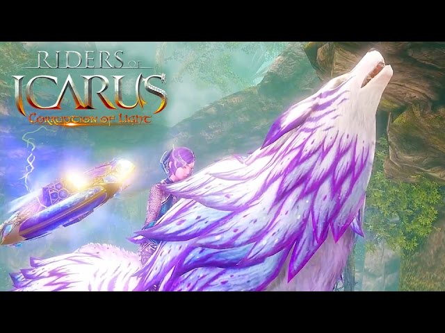 Riders of Icarus – Corruption of Light Update Mount Trailer